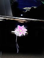 Лилии Нежность фиолетовая ( на присосках )