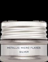 Микро-хлопья металлических оттенков для грима и макияжа, 7 г