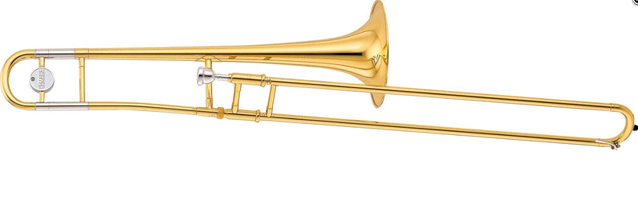 Тромбон YAMAHA YSL-154