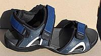 Сандалиикожаные подростковые лето, обувь детская от производителя модель СЛ12-1