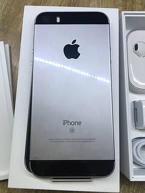 Apple iPhone SE 32GB Новый Оригинал (MetroPSC), фото 2