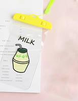 Водонепроницаемый чехол для телефона Milk