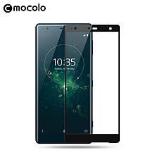 Защитное стекло Mocolo 3D для Sony Xperia XZ2 черный