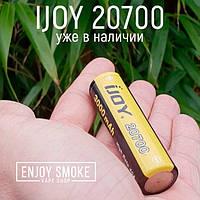 Уже в наличии аккумуляторы формата 20700 от IJOY!