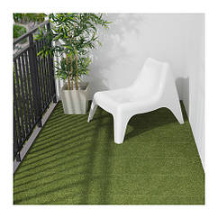 Настил IKEA RUNNEN 0.81 м² искусственная трава 503.131.31