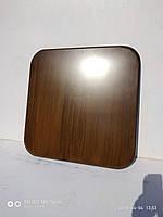 Столешница квадратная из алюминия 70 х 70 см  ЕТО10