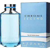 Azzaro Chrome Legend edt 125 мл Тестер