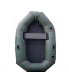 """Надувная резиновая лодка """"Язь""""1,5  Лисичанка, полтораместная"""