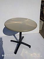 Круглый  алюминиевый стол  Ø 70 см. для ресторана, кафе и летней площадки