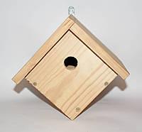 Гнездовье для синичек (синичник) 24х22х19 см