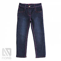 Джинсы для девочки Nano F1406-11 Dark Blue. Размеры 92-142., фото 1