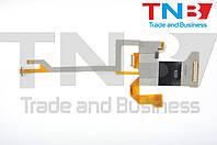 Шлейф матрицы LENOVO ThinkPad T400 R400 LCD (с коннектором под камеру) (93P4591) Тип2 ОРИГИНАЛ