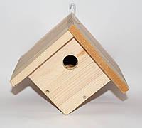 Гнездовье для синичек (синичник) 22х19х17 см