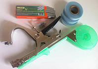 Степлер для подвязки винограда (комплект) Verdi степлер, ленты (оранжевая) (20 шт), скобы пачка (10.000 шт) КТ