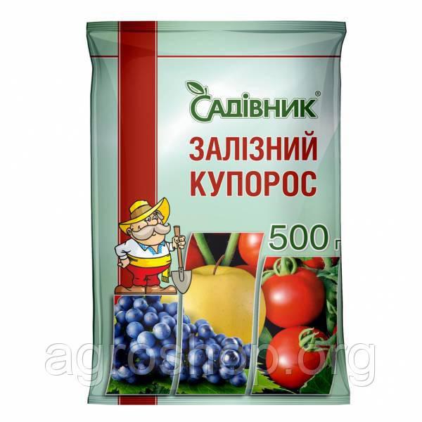 Фунгицид Железный Купорос 500 г.