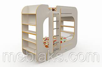 Двухъярусная кровать «Космо», фото 2