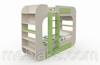 Двухъярусная кровать «Космо», фото 3