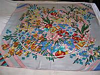Платок Fendi шёлковый можно приобрести на выставках в доме одежды Киев