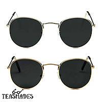 Солнцезащитные Очки Почти Круглые от Teashades-Prada Bershka M&S H&M Chanel Zara Benetton