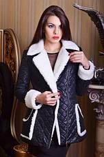 Женская утепленная куртка зима, фото 3