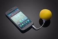 Портативная колонка губка AD21 аудио jack