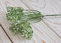 Дополнитель мелкий бело-зеленый в напылении, фото 1
