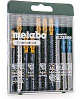 Набор лобзиковых пилок Metabo 10 шт. (623599000)