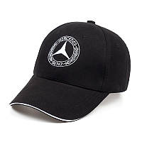 Бейсболка, Кепка Mercedes Чёрная