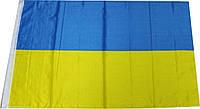 Флаг Украины из габардина