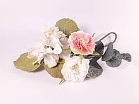 Садовая роза 3см. 1шт