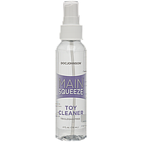 Очищающее средство для игрушек Doc Johnson Main Squeeze - Toy Cleaner 118 мл