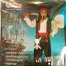Костюм Пирата размер 130-140