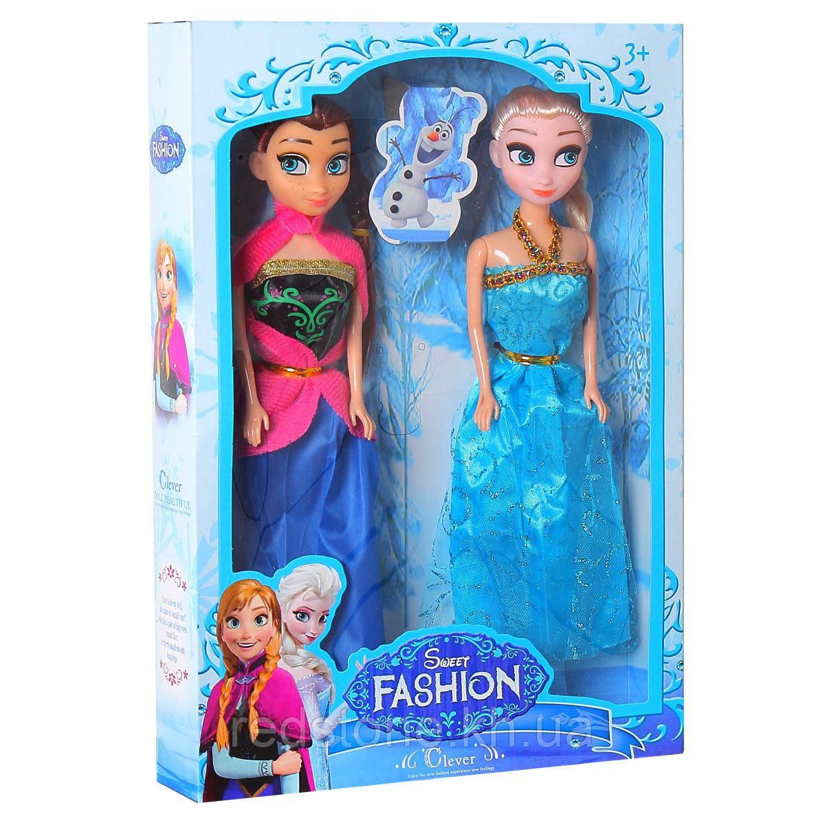 Куклы Frozen Фрозен Анна и Эльза Холодное сердце