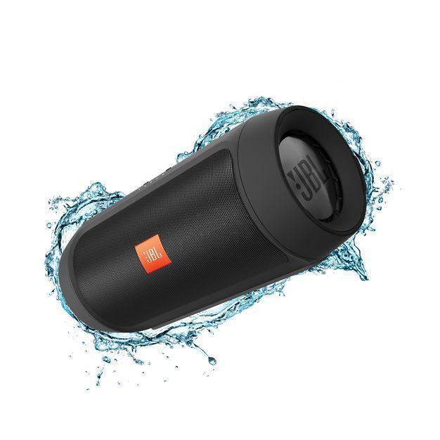 Портативная Bluetooth колонка JBL Charge 2+, встроенный микрофон, два динамика, Безпроводные колонки