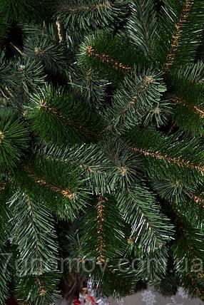 Елка искусственная на нитях зеленая 1.10 метра Кристина, фото 2