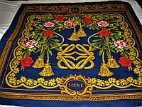 Платок Loewe шёлковый можно приобрести на выставках в доме одежды Киев