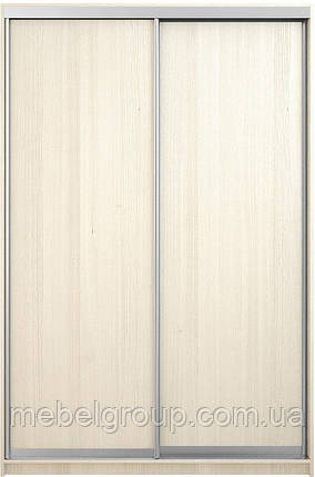 Шкаф купе Стандарт 110*45*210  венге светлый, фото 2