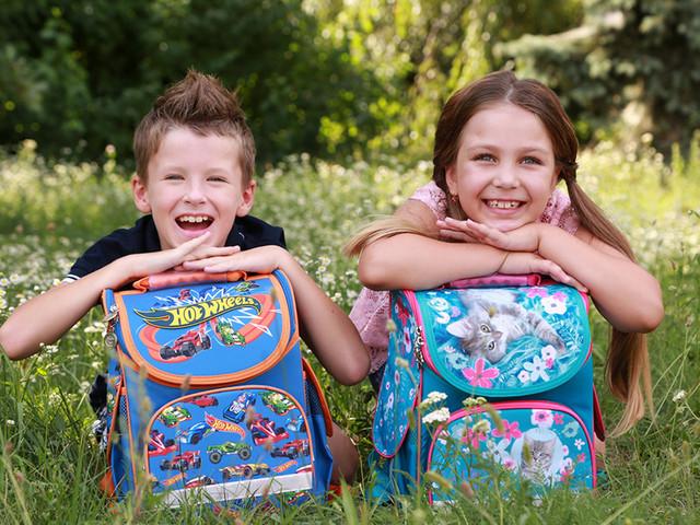 ТМ KITE Детские ранцы, рюкзаки, сумки, пеналы