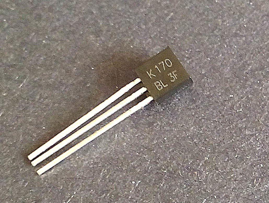 Транзистор 2SK170