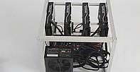 TI-miner (Top) GPU 4 Radeon RX 470