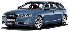 Декоративні авто накладки Audi A6 C6 (2004-2011)