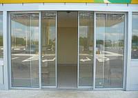 Автоматические раздвижные двери              арт. OB20889