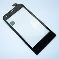 Сенсор Prestigio Multiphone 4040 DUO тачскрін чорний