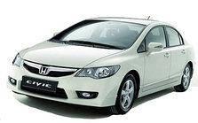 Декоративні авто накладки Honda Civic (2006 - 2012)