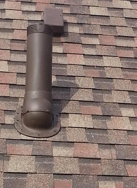 Вентиляционный выход служит для выравнивания давления в системе в момент слива и выведения разрушающих трубы газов.