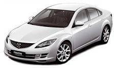 Декоративные авто накладки Mazda 6 (2008 - 2012)