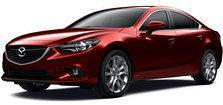 Декоративные авто накладки Mazda 6 (2013 - 2017)