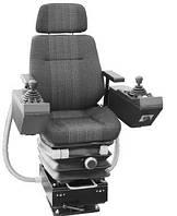 Поворотный крановый пульт управления (кресло-пульт) KST 10 W.GESSMANN GMBH