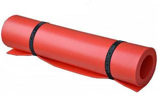 Коврик спортивный (каремат) Yoga Asana 4 мм (однослойный, рифление с двух сторон)