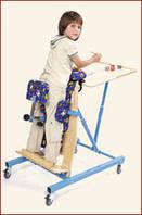 Вертикализатор наклонный на рост ребенка от 100 до 120см        арт. КХ13582